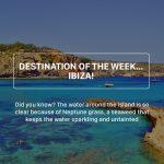 Destination of the week.. Ibiza