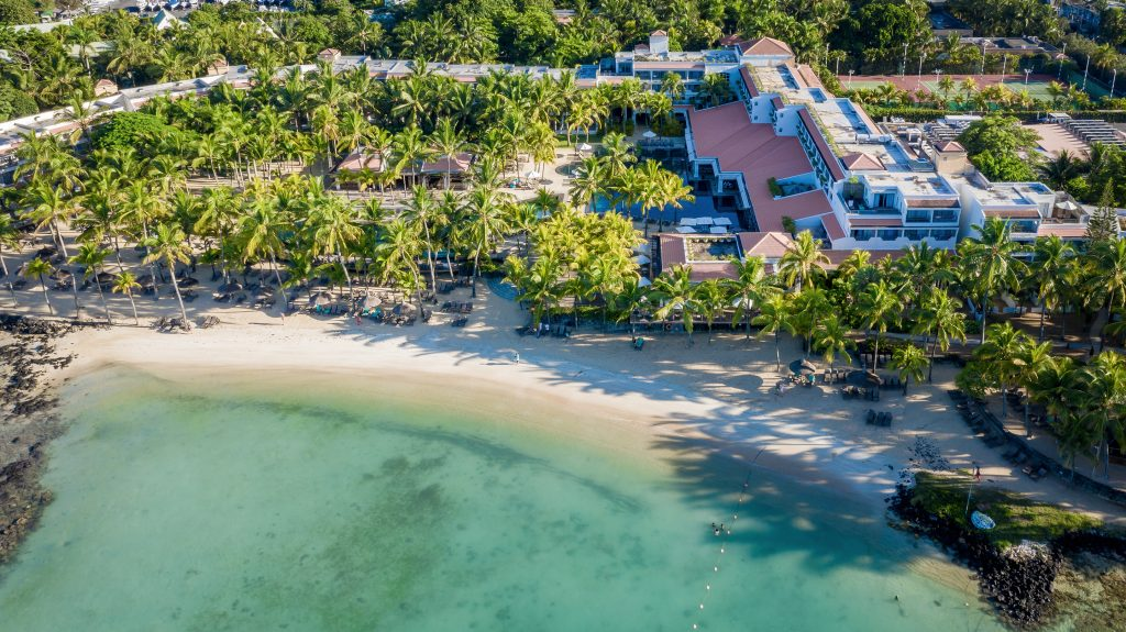Mauricia Beachcomber Resort & Spa;